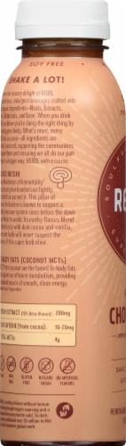 REBBL Organic Reishi Chocolate Immunity Elixir Perspective: left