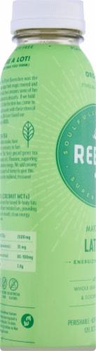 REBBL Matcha Latte Super Herb Elixir Perspective: left