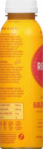 REBBL Tumeric Golden-Milk Revitalizing Elixir Perspective: left