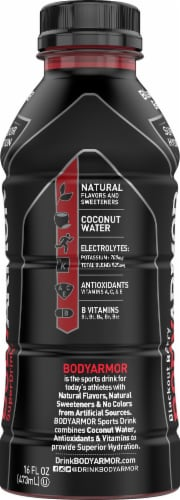 BODYARMOR Blackout Berry Sports Drink Perspective: left