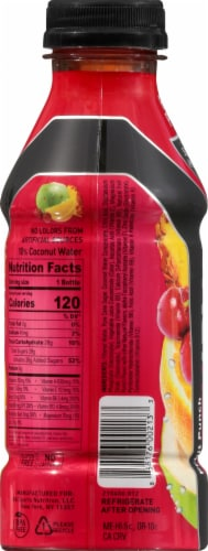 BODYARMOR SuperDrink Fruit Punch Sports Drink Perspective: left