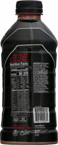 BODYARMOR SuperDrink Blackout Berry Sports Drink Perspective: left