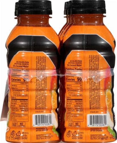 BODYARMOR SuperDrink Orange Mango Sports Drink Perspective: left