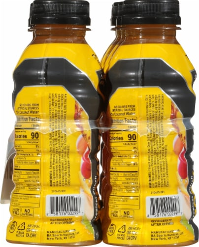 BODYARMOR SuperDrink Tropical Punch Sports Drink Perspective: left