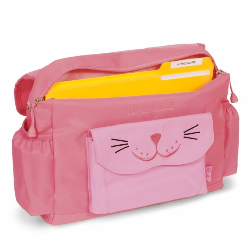 Bixbee Animal Pack Small Kitty Backpack Perspective: left