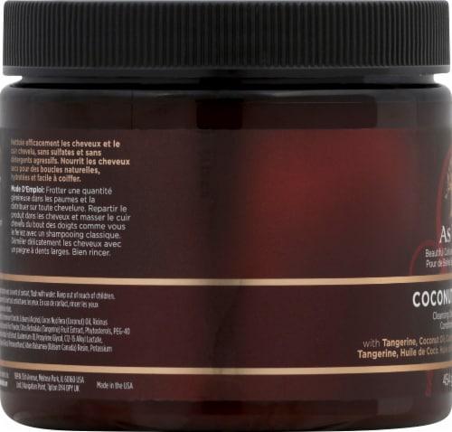As I Am Coconut CoWash Cleansing Cream Conditioner Perspective: left