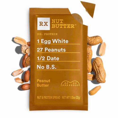 RXBAR Peanut Butter Nut & Protein Spread Perspective: left