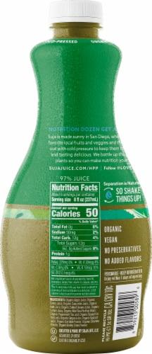 Suja Mighty Dozen Organic Vegetable & Fruit Juice Drink Perspective: left