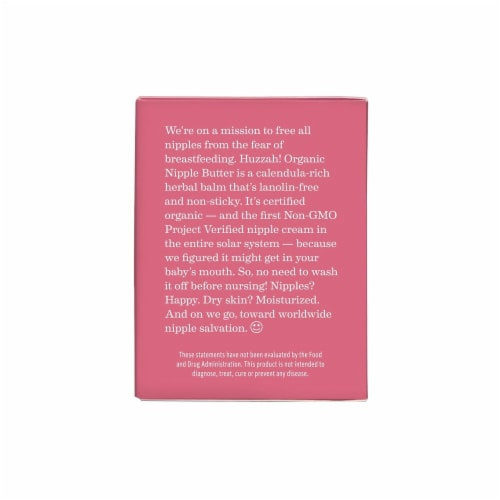 Earth Mama Organic Nipple Butter Perspective: left