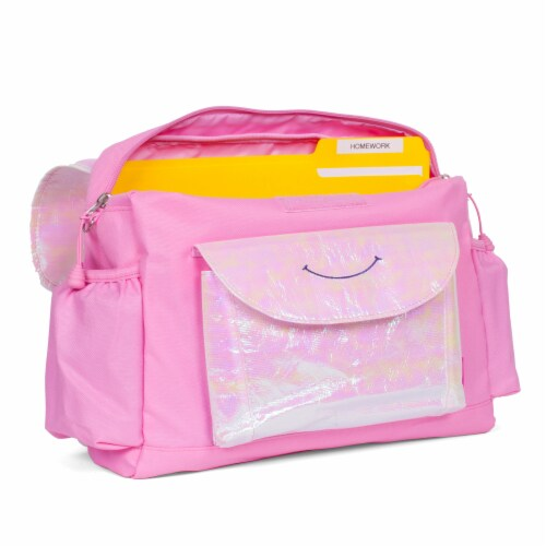 Bixbee Animal Pack Small Unicorn Backpack Perspective: left