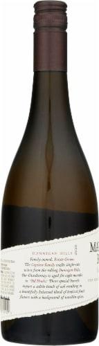 Matchbook Wine Co. Estate Chardonnay Perspective: left