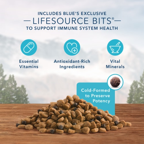 Blue Wilderness® Chicken Adult Small Breed Dry Dog Food Perspective: left
