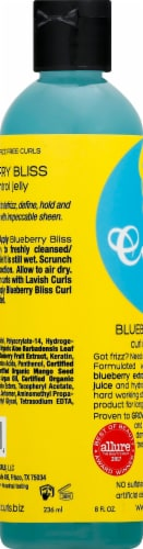 Curls Blueberry Bliss Curl Control Jelly Perspective: left