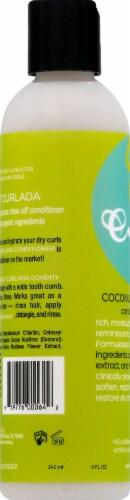 Curls Coconut Curlada Conditioner Perspective: left