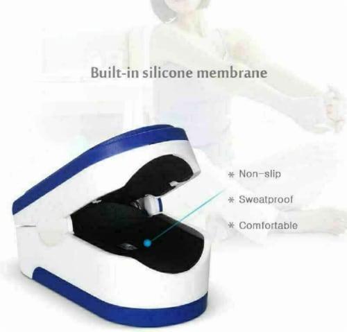 Pulse Oximeter Fingertip Blood Oxygen SpO2 Monitor PR PI Heart Rate Oximeter Perspective: left