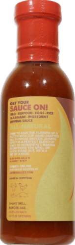 Jaymo's All Purpose S'Awesome Sauce - Spicy Perspective: left