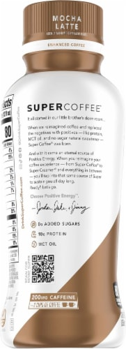Super Coffee Mocha Colombian Coffee Perspective: left