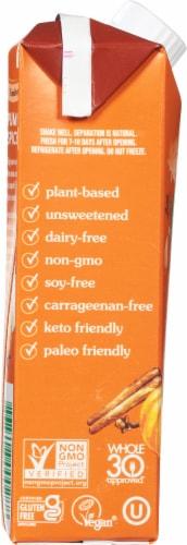 Nutpods Pumpkin Spice Coffee Creamer Perspective: left