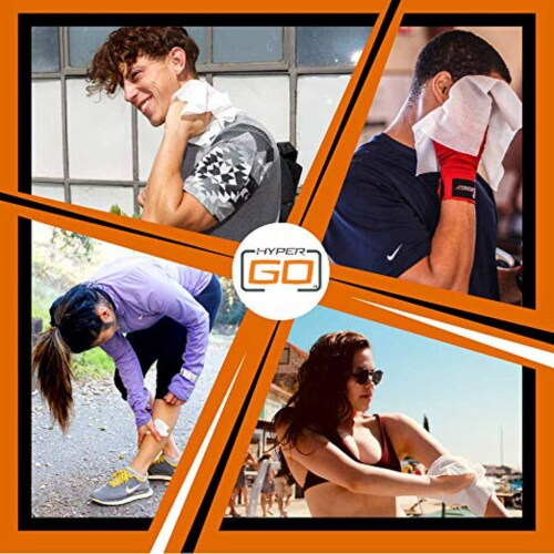 Full Body Wipes, Body Cleansing Wipes, Clean Off Odor and Sweat, (Unscented) - 1 pack Perspective: left