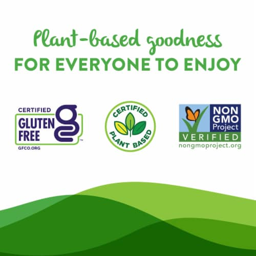 Daiya Deluxe White Cheddar Style Veggie Cheezy Mac Perspective: left