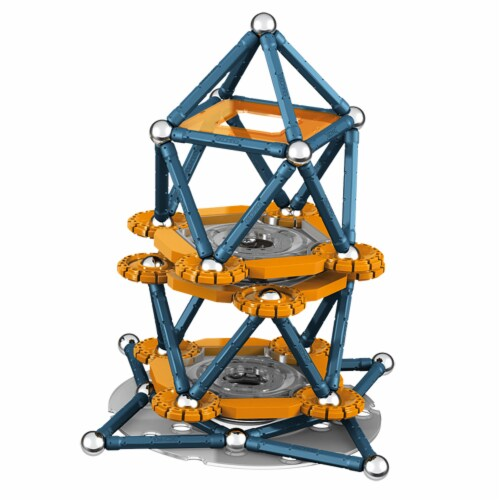 Geomag Mechanics Magnetic Motion Set Perspective: left