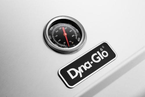 Dyna-Glo Premier 2-Burner Propane Gas Grill Perspective: left