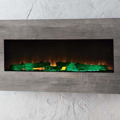 Muskoka Electric Wall Mount Reversible Frame Perspective: left