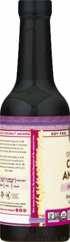 Big Tree Farms Organic Coco Aminos Original Seasoning Sauce & Marinade Perspective: left
