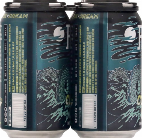 Rogue Colossal Claude Imperial IPA Perspective: left