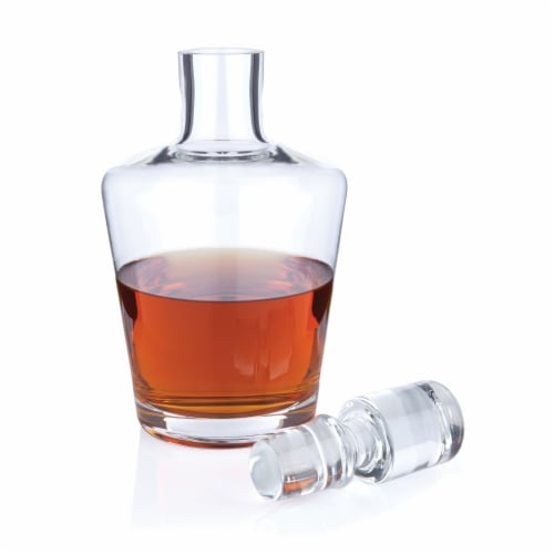 Rothwell™: Liquor Decanter Perspective: left