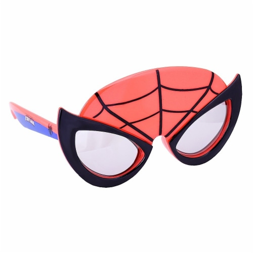 Sunstaches  Lil Spiderman, Red Perspective: left