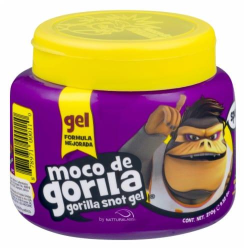Moco De Gorila Sport Hair Gel Perspective: left