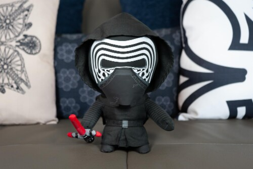 "Star Wars 15"" Talking Plush: Kylo Ren Perspective: left"