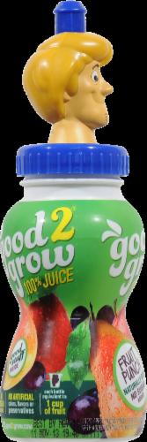 Good 2 Grow 100% Juice Fruit Punch Perspective: left