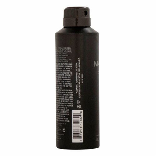 Kenneth Cole Mankind Body Spray for Men Perspective: left