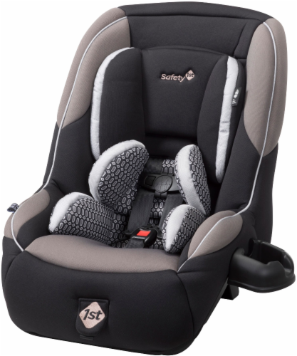 Safety 1st Guide 65 Convertible Car Seat - Gray/White Perspective: left