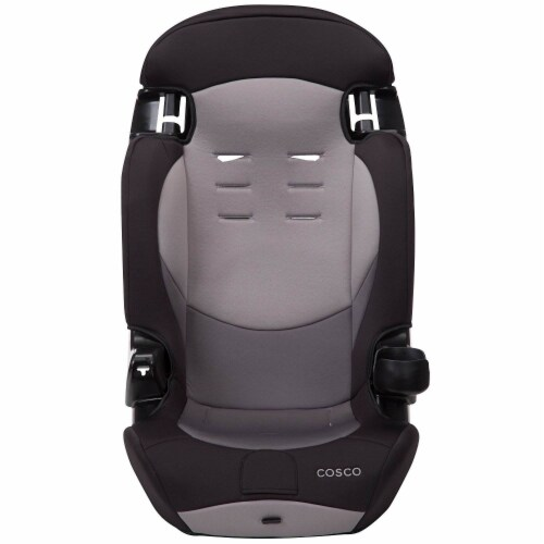 Cosco Finale DX 2-in-1 Forward Facing Highback Booster Child Car Seat, Dusk Perspective: left