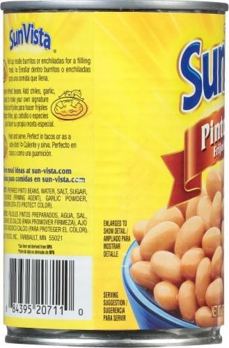Sun Vista Pinto Beans Perspective: left