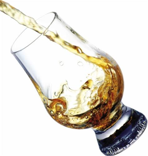 Stolzle Lausitz Glencairn Whiskey Glasses - Clear Perspective: left
