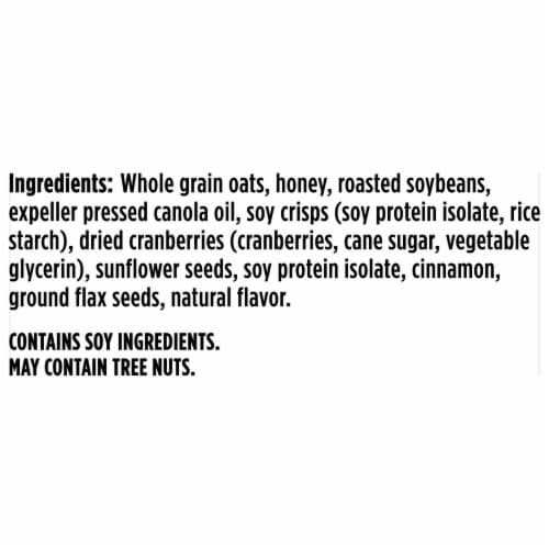 Bear Naked Original Cinnamon Granola Perspective: left