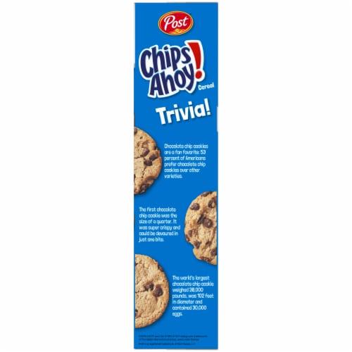 Post Original Chips Ahoy! Cereal Perspective: left