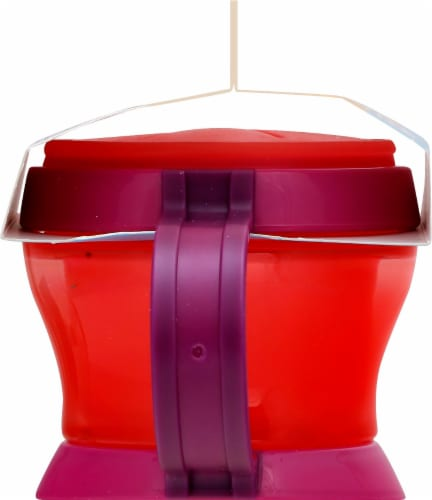 NUK Two-in-One Healthy Snacker Cup Perspective: left