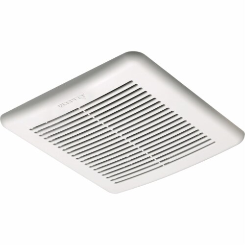 Delta 100cfm Humdsnsr Bath Fan 100HS Perspective: left