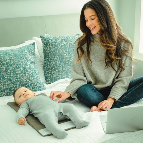 Baby Brezza Smart Soothing Mat Perspective: left