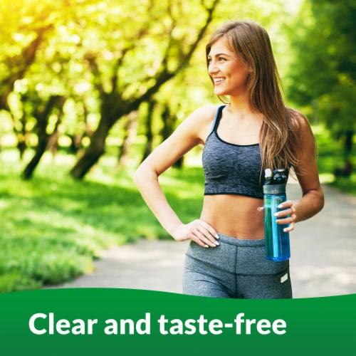 Benefiber On The Go Prebiotic Fiber Supplement Packs Perspective: left