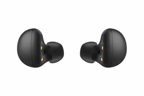 Samsung Black Galaxy Buds 2 Perspective: left