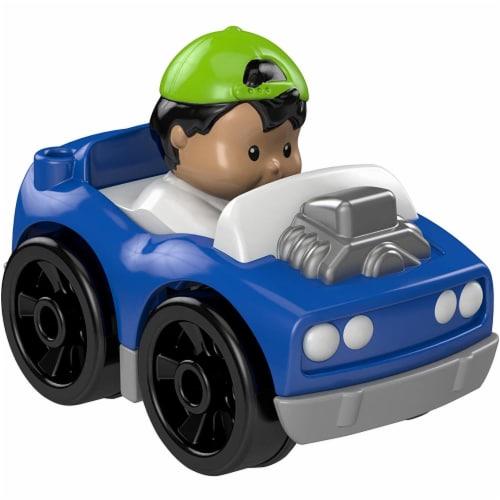 Fisher-Price® Little People Wheelies Vehicle Perspective: left