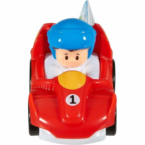 Fisher-Price® Little People Wheelies Vehicle Perspective: left