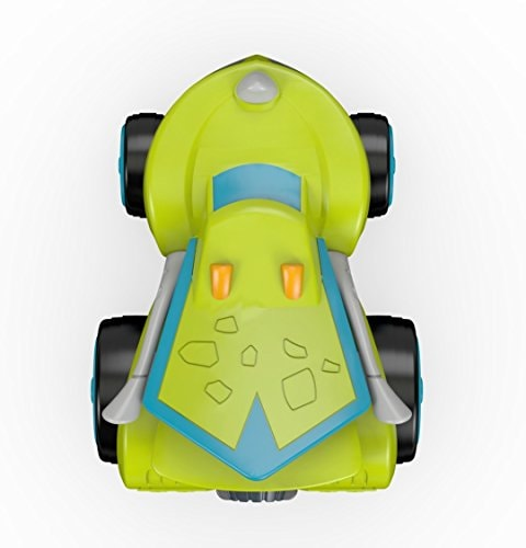 Fisher-Price® Nickelodeon Blaze & the Monster Machines Zeg Race Car Toy Perspective: left