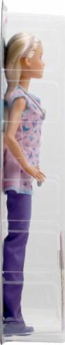 Mattel Barbie® Nurse Doll Perspective: left
